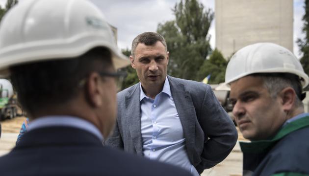 Кличко перевірив будівництво метро на Виноградар — перші станції мають відкрити у 2021