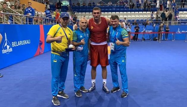 Тренер чемпіона Євроігор-2019 з боксу Вихриста розповів про підготовку до Олімпіади-2020