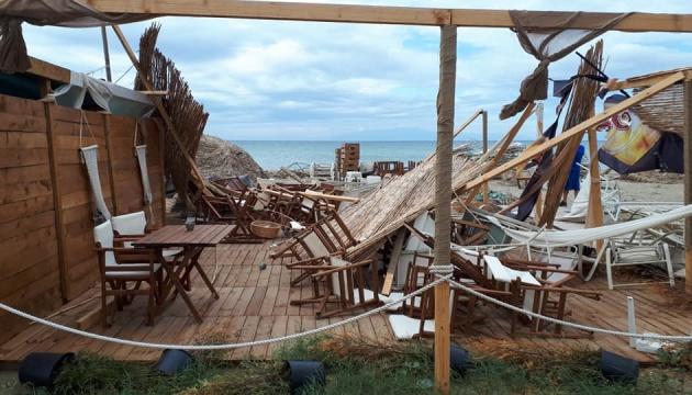 Кількість жертв шторму у Греції зросла до семи
