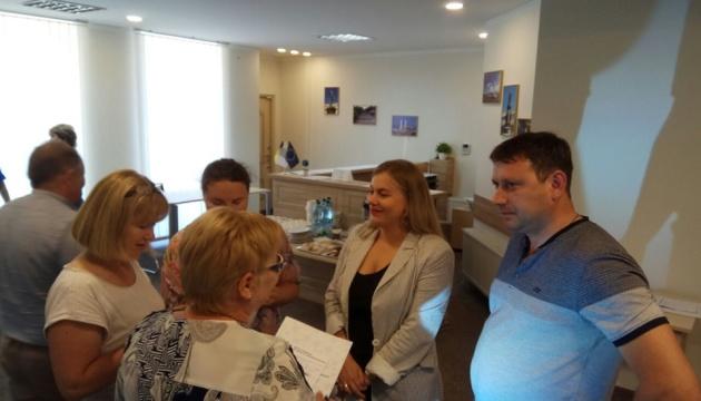 На Одещині представники ОТГ вчились формувати оптимальну мережу освіти