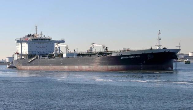 Іран відкидає звинувачення у спробі захопити британський танкер