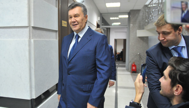 Kyiv Court of Appeal overturns Yanukovych's in absentia conviction