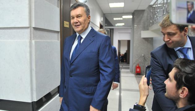Апелляционный суд оставил без изменений приговор Януковичу по делу о госизмене