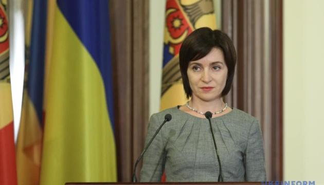 Moldova wants to put end to smuggling on Moldovan-Ukrainian border - Sandu