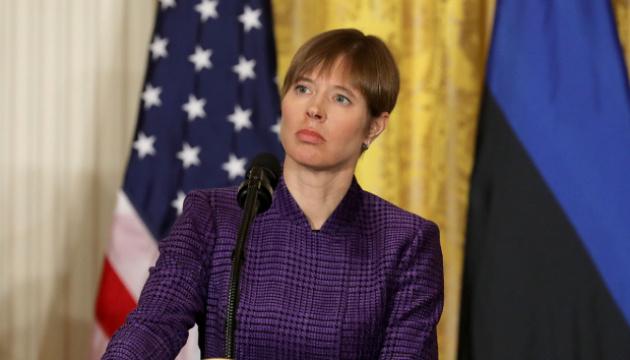 Президент Эстонии назначила нового посла в Украине