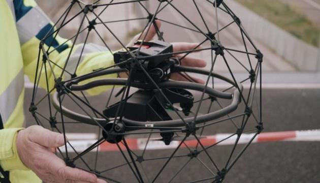 Нідерландська залізниця проводитиме перевірки дронами