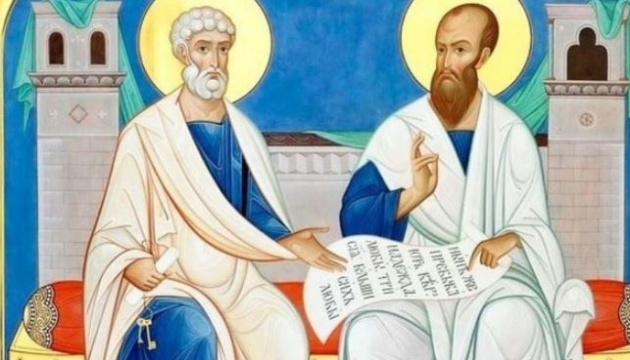 Христиане восточного обряда празднуют Петра и Павла
