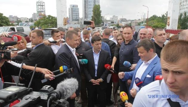 Аеропорт у Дніпрі: Зеленський обіцяє, що кошти на реконструкцію будуть