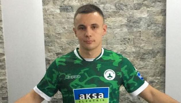Дмитро Коркішко може стати футболістом