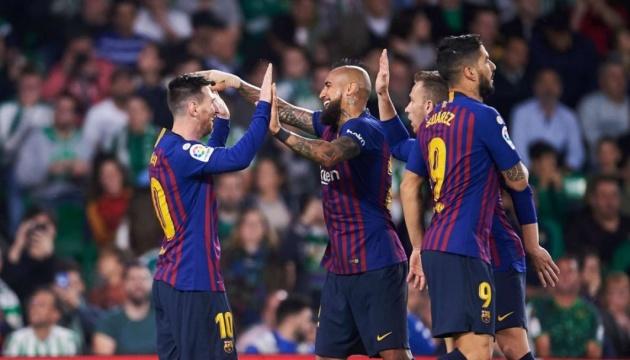 """Іспанська Ла Ліга відкриє новий сезон матчем """"Атлетик"""" - """"Барселона"""""""