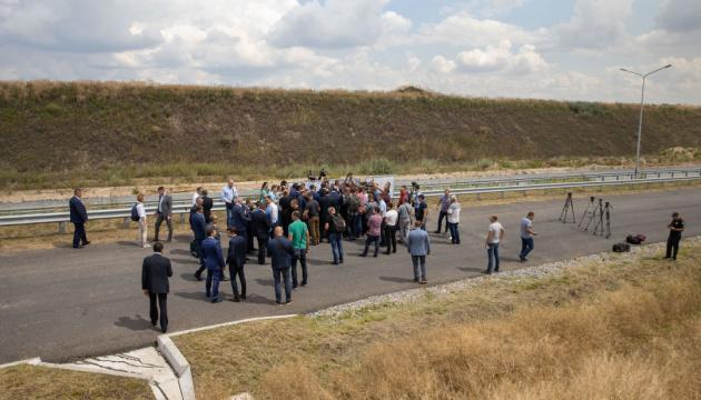Новак обещает Зеленскому до конца 2020-го завершить ремонт дорог на Кривой Рог и Никополь