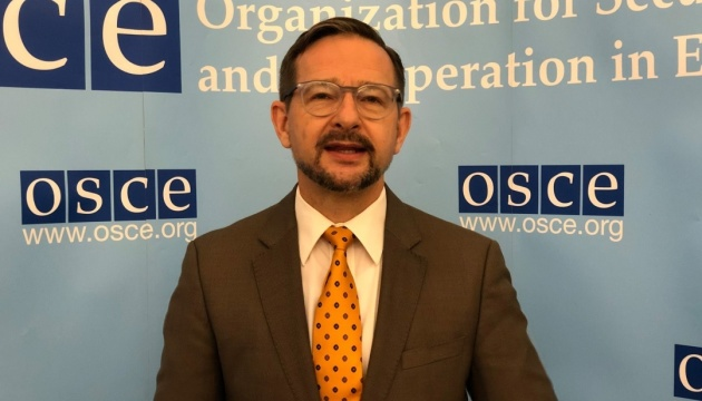 OSCE Secretary General hopes for renewal of talks in Normandy format