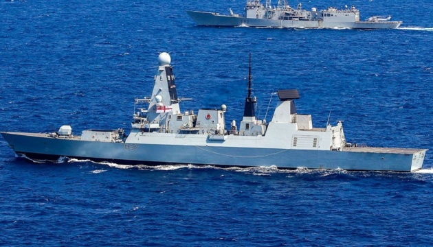 Лондон відправляє вже другий бойовий корабель до Перської затоки