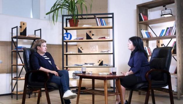Говоримо з письменницею Мариною Гримич