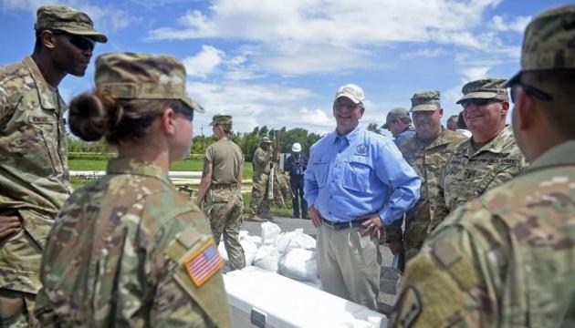 Трамп ввел чрезвычайное положение в Луизиане из-за тропического шторма