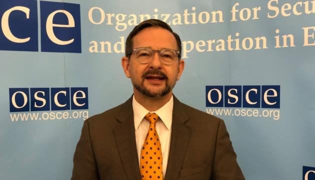 Генсек ОБСЄ: Планую скоро відвідати Київ і Донбас