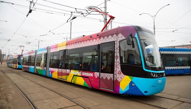 Кличко розповів про трамвайні перспективи Києва