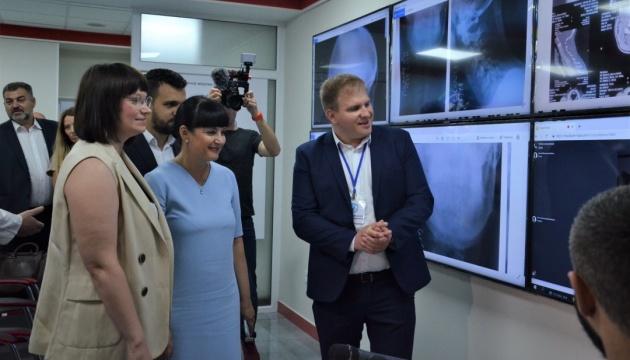 Перший в Україні телемедичний центр відкрився в Одесі