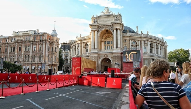 Odesa International Film Festival kicks off. Photos