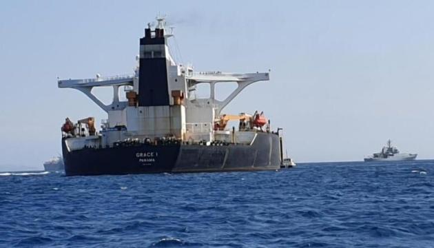 Поліція Гібралтару звільнила заарештованих членів екіпажу іранського танкера
