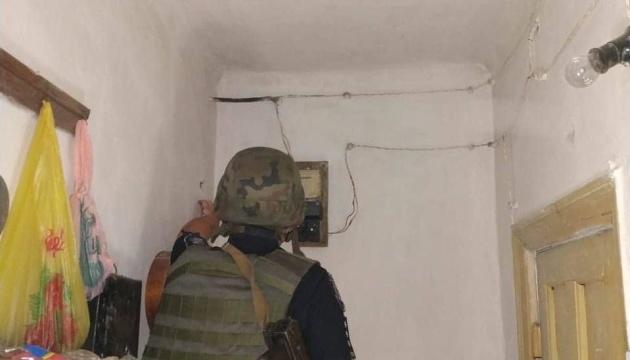 Поліція показала наслідки обстрілу Золотого-4