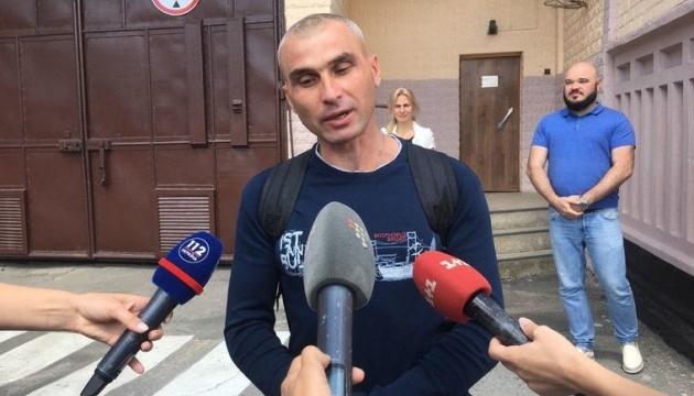 Помилуваний Зеленським політв'язень Литвінов вийшов на волю