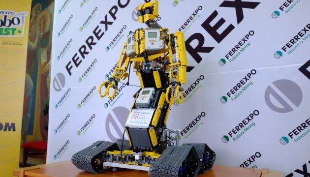 Як містечко на Полтавщині стає столицею робототехніки