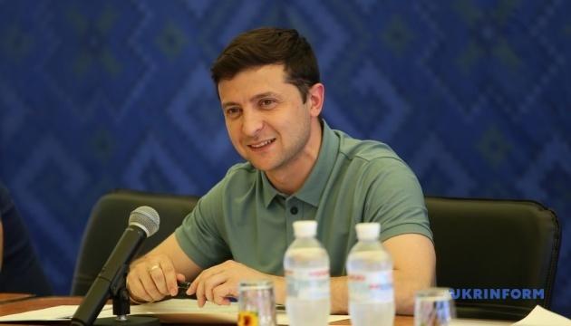 Зеленський прокоментував ДТП з машиною президентського кортежу