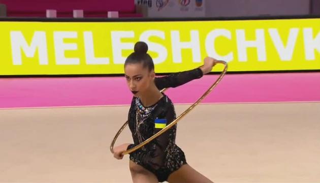 Українська грація Єва Мелещук виграла