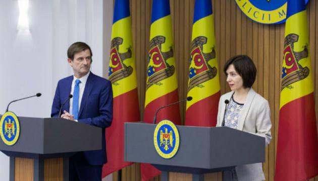 Молдова розраховує на допомогу США у боротьбі з корупцією