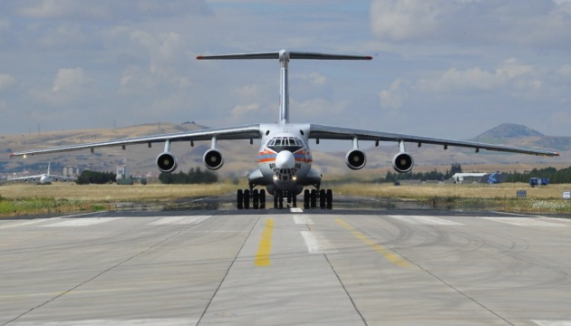У Туреччину прибув ще один літак із деталями С-400