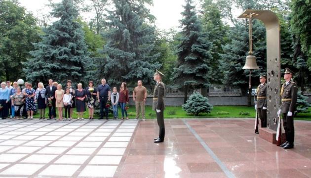 У Міноборони вшанували пам'ять 20 загиблих на Донбасі героїв