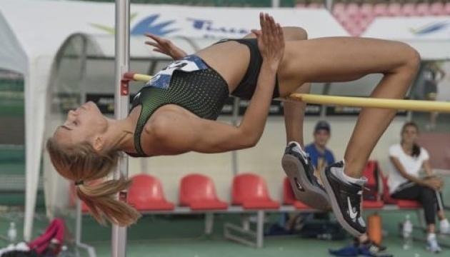 Українські легкоатлети здобули