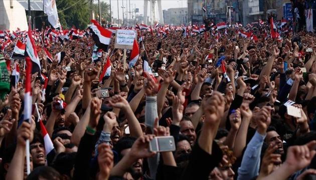 Іракський «Майдан» в тупику – західна модель не працює, східна веде в середньовіччя
