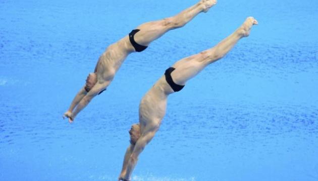 Українці зупинилися за крок до п'єдесталу чемпіонату світу у стрибках з вишки