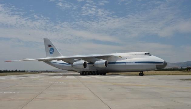 До Туреччини прибув восьмий літак з деталями до російських С-400
