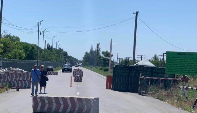 На КПВВ на адмінмежі з Кримом необхідний мінімальний рівень інфраструктури – Гданов