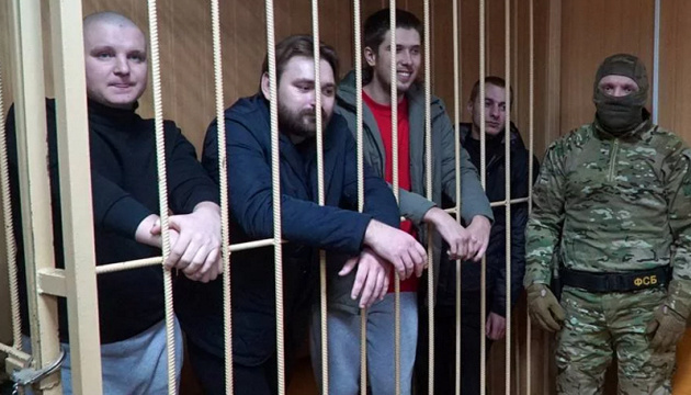 Swap of captured sailors being discussed with Ukraine – Russian Foreign Ministry