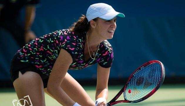Калініна поступилася Зігемунд на тенісному 250-тисячнику у Бухаресті