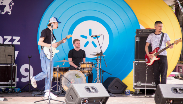 Leopolis Jazz у Львові більш ніж удвічі збільшив використання дата-трафіку