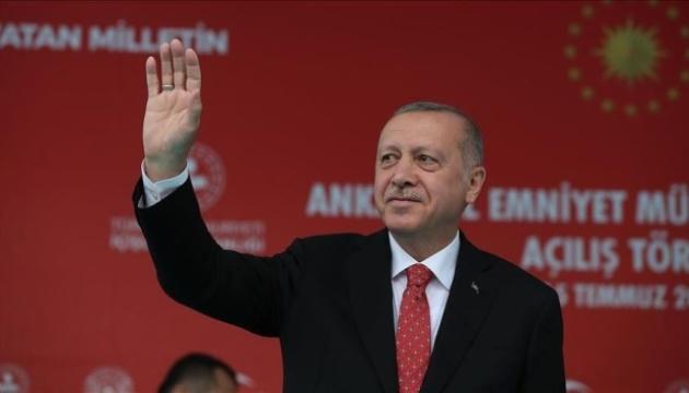 Ердоган хоче спільно з Росією виробляти ракети С-400