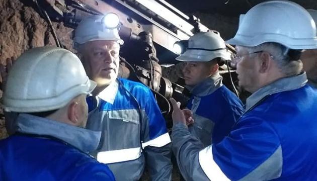 На урановій шахті можна створити ще 200 робочих місць і збільшити видобуток - Кубів