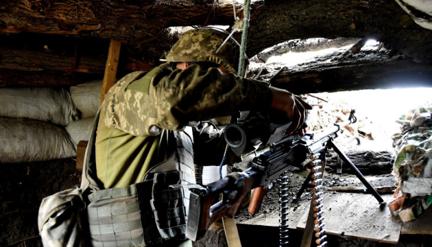Invaders break 'harvest ceasefire' in Donbas. One soldier wounded