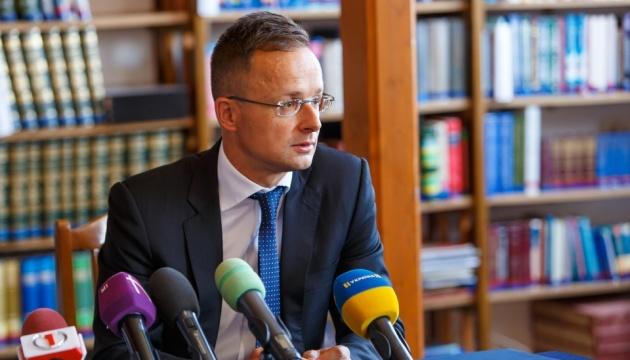 Угорщина висунула Україні умови зняття вето на переговори з НАТО