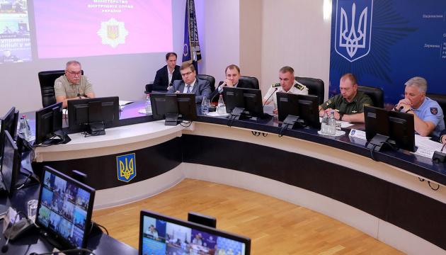 Полиция открыла более 200 дел с начала выборов