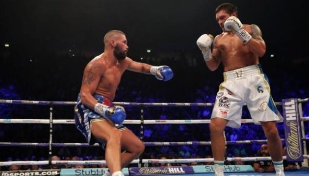 Екс-суперник Усика: Не бачу, хто зможе побити українського боксера