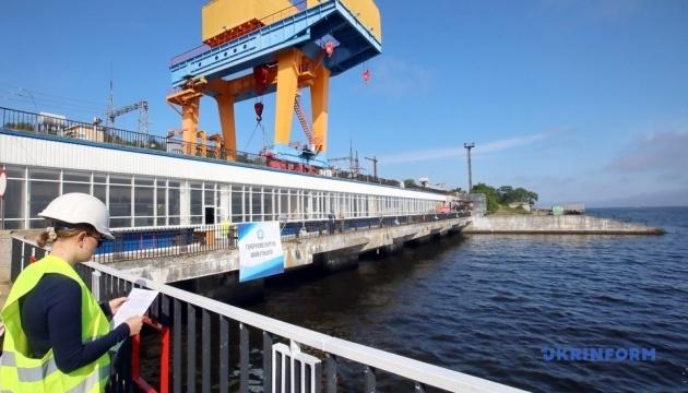 На Киевской ГАЭС после реконструкции запустили вторую турбину