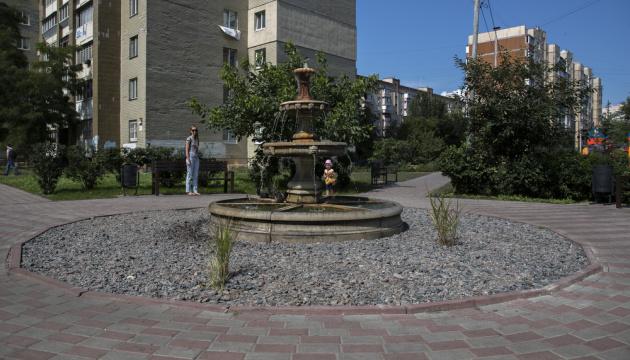 У Дарницькому районі з'явився новий сквер