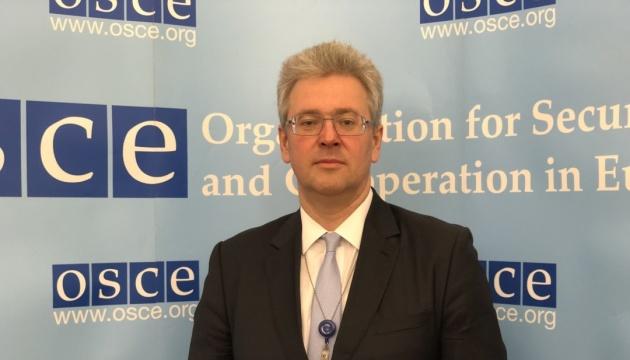 Після розведення має бути виведення іноземних військ – Україна в ОБСЄ