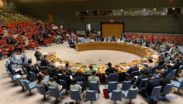 Країни ЄС у Радбезі ООН виступили із заявою на підтримку України